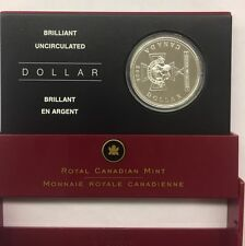 2006 Brilliant Uncirculated Canada Silver Dollar