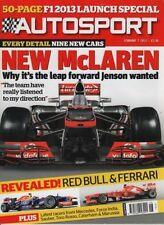 February Autosport Weekly Magazines