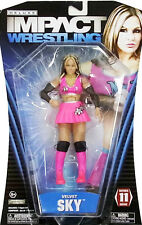 "TNA Deluxe Impact Wrestling Series #11_VELVET SKY 6 "" action figure_New_Unopened"