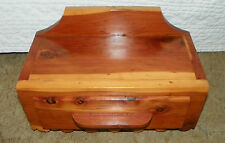 Cedar Trinket Box / Jewelry Box  (HD86)