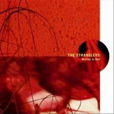 """The Stranglers - Written in Red 2xlp 12"""" UK 2014 MINT Limited Edition"""