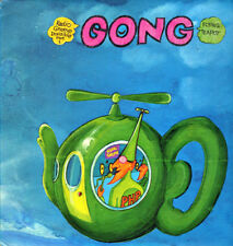 """Gong : Flying Teapot: Part 1: The Radio Gnome Invisible Trilogy VINYL 12"""" Album"""