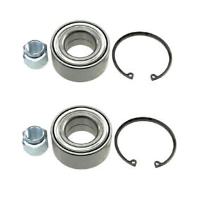 Optimal Front Left and Right Wheel Bearing Kit 601253 fits Citroen C3 A3