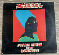 Jezebel Justin Hines And The Dominoes Vinyl LP Record ILPS-9416