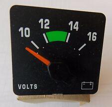 International  3514875C1 gauge Volt meter, 4 pin, in original Box