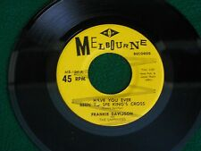 FRANK DAVIDSON / HAVE YOU EVER BEEN TO SEE KING'S CROSS/#MB-104 ( 45 IMPORT )