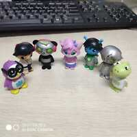 "7pcs 2"" Ryan's World Mystery Microverse Micro Mini Figures Easter Birthday Gift"