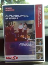 Olympic Lifting In Tennis (Dvd) Jez Green Clive Brewer Stefi Boffa Mcta