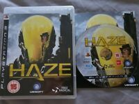 Haze Sony PlayStation 3 PS3 PAL Complete Black Label Free Radical
