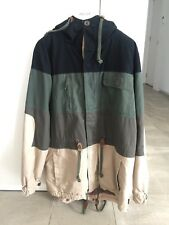 The Critical Slide Society Jacket M Coat Green Beige Tan Khaki Black Hoodie Blue