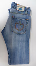 "Dolce & Gabbana D&G Womens Jeans W28"" L32"" Denim Blue, VGC"