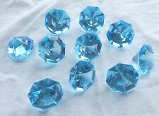 DEKO diamanten 32 Mm brillanten Diamant In blau Hellblau