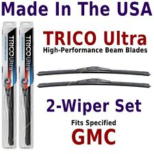 Buy American: TRICO Ultra 2-Wiper Blade Set fits listed GMC- 13-18-18