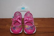 NEW Girls The Childrens Place Pink Sneakers Shoes Size 3