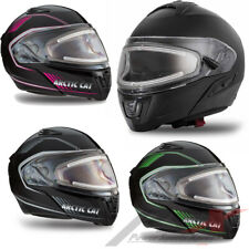 Arctic Cat Modular Electric Shield Snowmobile Helmet 2017