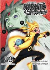 NARUTO: SHIPPUDEN - BOX SET 33 NEW DVD
