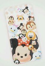 Disney D-Tech Tsum Tsum Minnie Mickey Donald Chip hard phone case cover iPhone 6