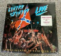 LYNYRD SKYNYRD - Live Tribute Tour -- 2LP record,1988, MCA2-8027 -- Mint Sealed
