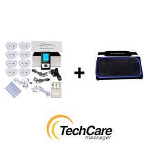 SE Tens Massager Unit Set 4in1 Cable Dual Use Fat Burner Belt Sciatica Relief