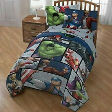 Marvel Avengers Twin / Full Comforter 72x86 inches Original item new packaging