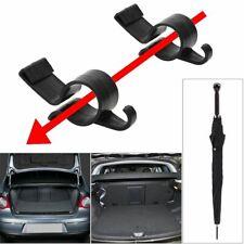 2pcs Universal Car Trunk Mounting Bracket Umbrella Holder Car Auto Accessories