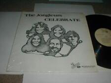 Jongleurs Celebrate OPUS Private LP 70's IL Acapella Harmony Choir Religious