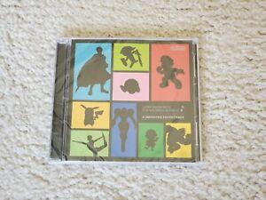 Super Smash Bros. A Smashing Soundtrack Club Nintendo 3DS Wii U Brand New Sealed