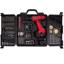 Drill Cordless 18V Set Kit Woodshop Workshop Home Driver 89pcs Set Power Tools