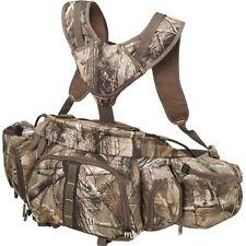 Outdoor Multifunction Fishing Hiking Hunting BagPack 10L Camouflage Waist Bag