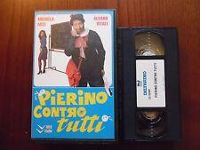 """Pierino contro tutti (Alvaro Vitali) - VHS ed. Deltavideo """"Video Vision"""" rara"""