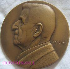 MED5952 - MEDAILLE CHABAURY & Cie BLANCS DE ZINC DE MARSEILLE 1945 par COCHET
