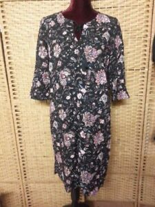 LADIES MILLERS BOHO TUNIC DRESS SIZE 12