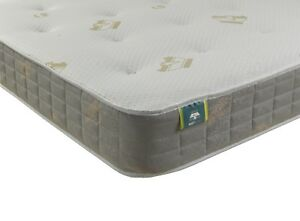 NEW LUXURY DELUXE ZEUS 2500 REFLEX COIL MATTRESS LIMITED TIME OFFER UK MADE