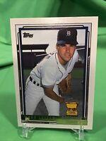 1992 Topps Gold Winner Baseball  # 537 Mark Leiter