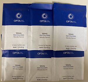 Optavia Velvety Hot Chocolate - 6 Fuelings - Exp 10/13/2021 - Out of stock!