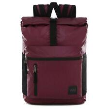 Vans Roll It Backpack -  Purple Red Prune