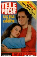 ▬►Télé Poche 801 (1981) SOPHIE GAUCHER_CHARLES BINAME_EDDY GRANT_GUY LUX