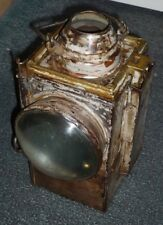 Vintage Lamp Manufacturing and Railway Supplies Ltd. Welch Patent Railway Lamp
