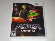 Metroid: Other M (Wii, 2010) **SEALED**