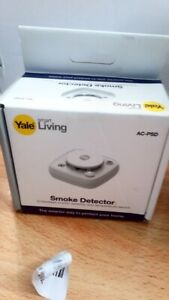 Yale alarm AC-PSD Smoke/ Heat Detector & PIR Motion Sensor - Sync + IA Range NEW