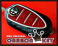 #001 Alfa Romeo Mito GTA 16v  Schlüssel-Dekor Carbonoptik
