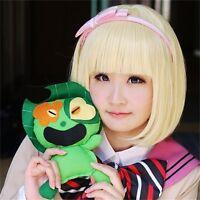 Blue Ao no Exorcist Amaimon Behemoth Cosplay Kostüm handmade Puppe doll Muppe