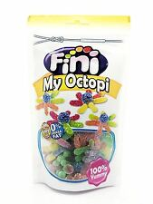 Fini My Octopi Bag Resealable 150g x 10 Sweets Share Bag Gluten Free