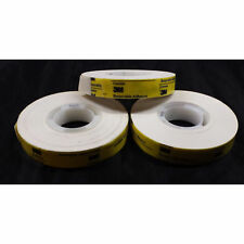 """3M 928 ATG Repositionable Adhesive Transfer Tape  3 ROLLS    1/2"""" X 18 YARDS"""