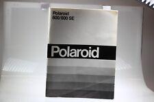 Polaroid 600se istruzioni