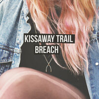 """The Kissaway Trail : Breach VINYL 12"""" Album (2013) ***NEW*** Fast and FREE P & P"""
