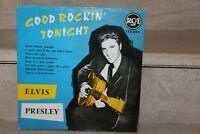 Elvis Presley / Good rockin'tonight  (réedition) RCA130252 (france)
