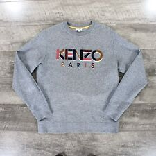Kenzo Sweatshirt With Logo In Multi RRP £240