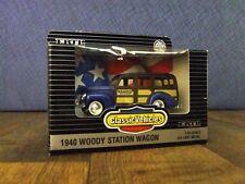 ERTL - 2517 Classic Vehicles - 1940 WOODY STATION WAGON