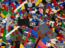 LEGO Misto Bundle 600 PEZZI-pulito, Genuine mattoni & Pieces-più economico su ebay